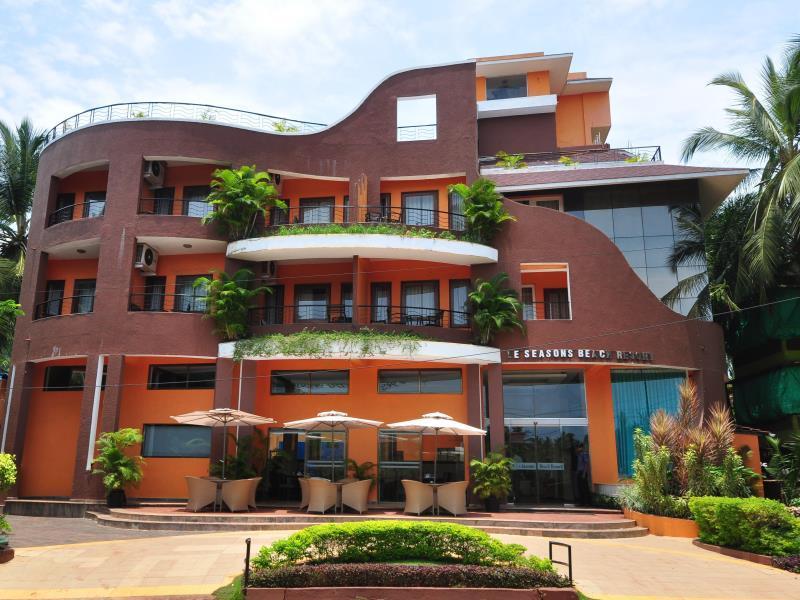 Le Seasons Beach Resort - Hotell och Boende i Indien i Goa