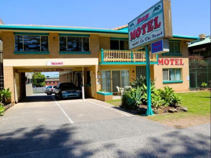 Bay Motel - Hotell och Boende i Australien , Byron Bay