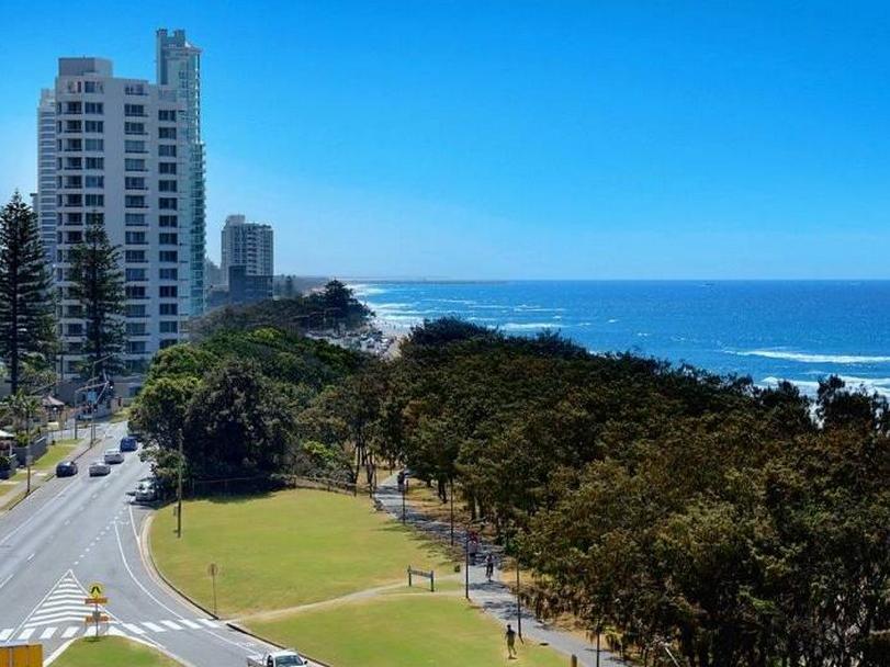 Bahia Beachfront Apartments - Hotell och Boende i Australien , Guldkusten