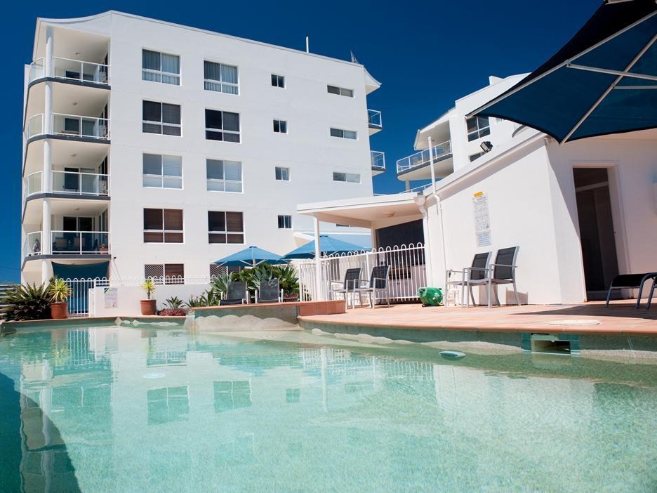 Bargara Blue Resort - Hotell och Boende i Australien , Bundaberg