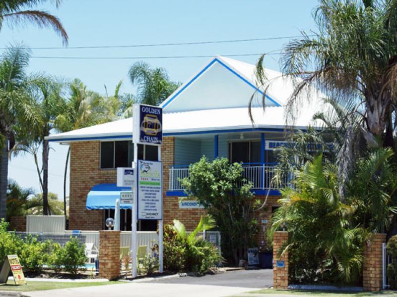 Hotell Beachside Motor Inn
