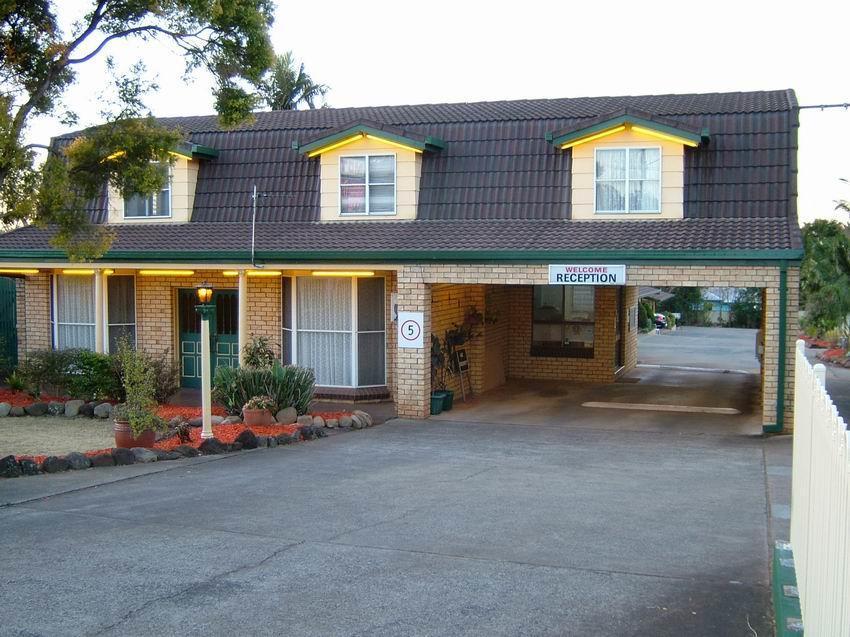 Bridge Street Motor Inn - Hotell och Boende i Australien , Toowoomba