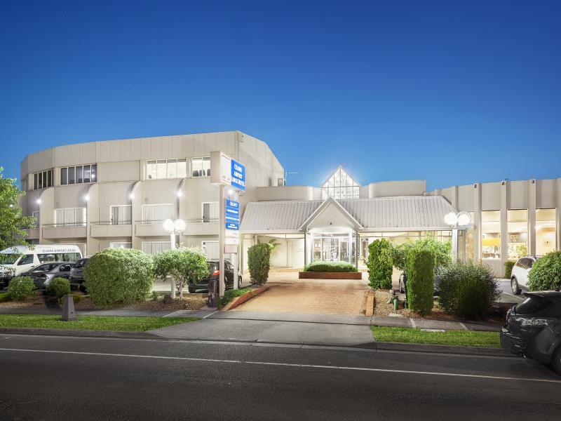 Ciloms Airport Lodge - Hotell och Boende i Australien , Melbourne