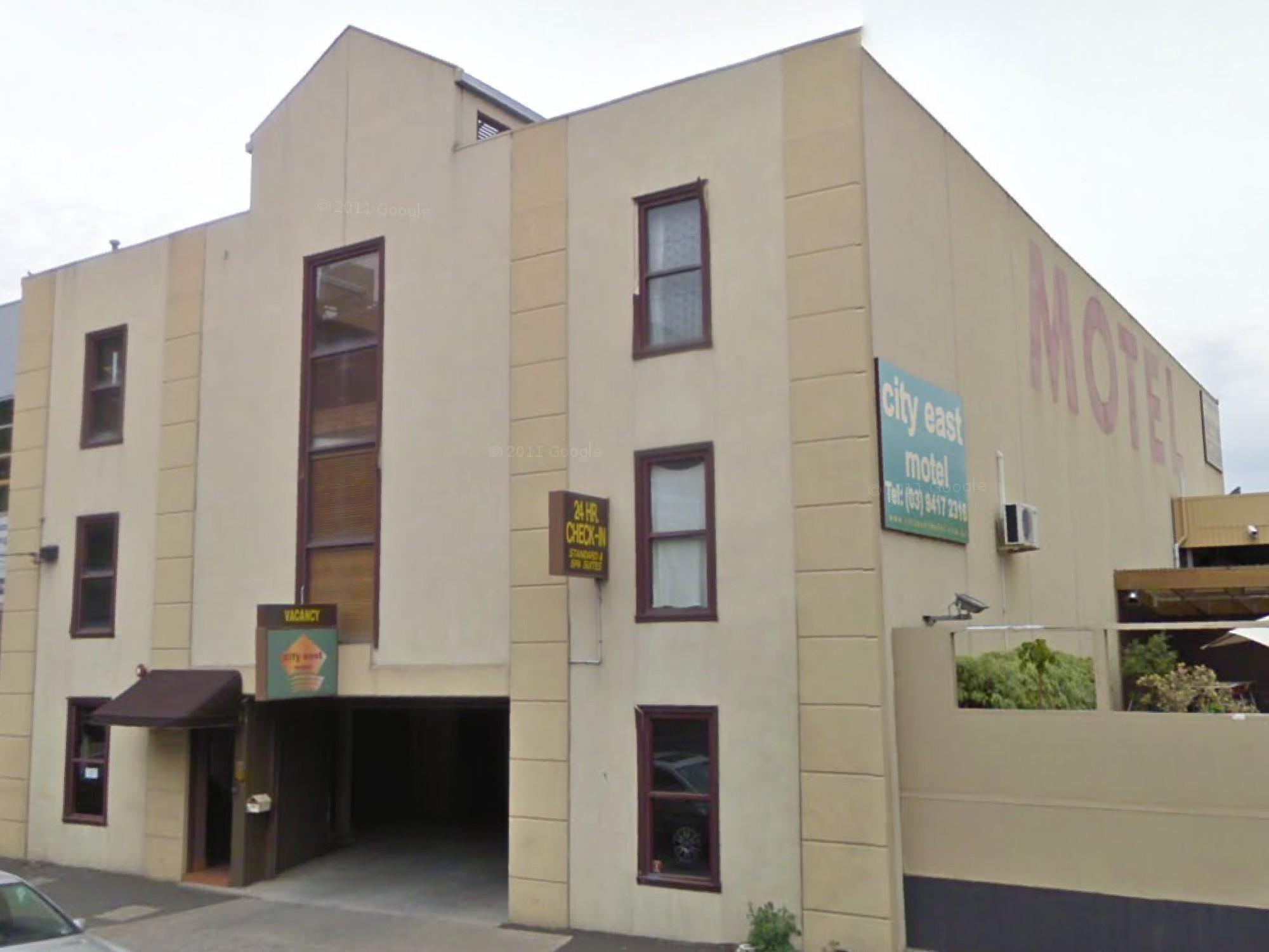 City East Motel - Hotell och Boende i Australien , Melbourne