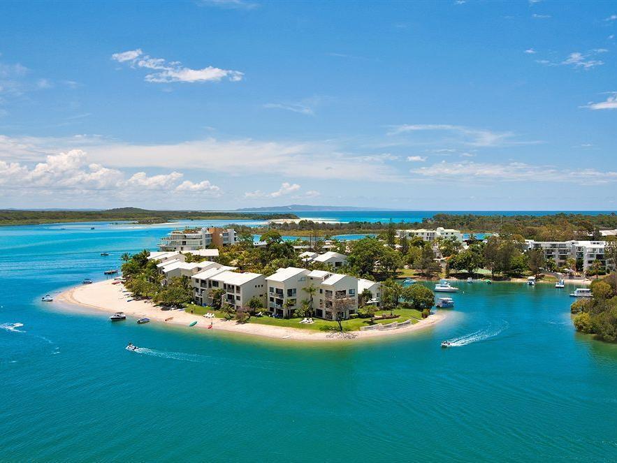 Culgoa Point Beach Resort - Hotell och Boende i Australien , Noosa