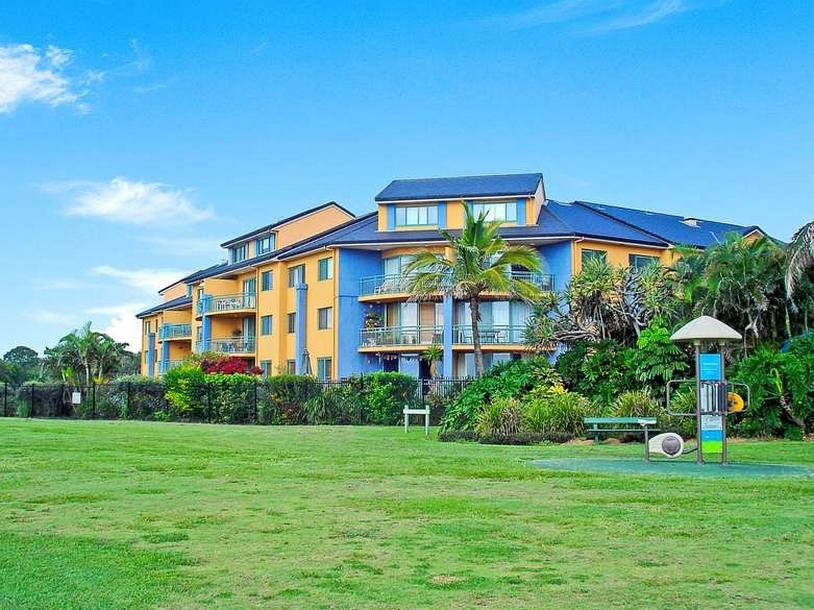 Hotell Currumbin Sands Holiday Apartments