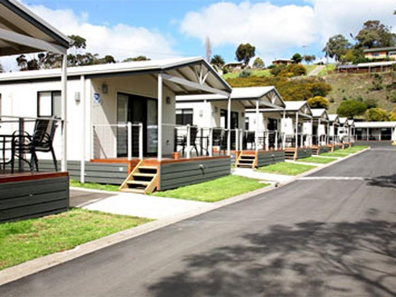 Geelong Riverview Tourist Park - Hotell och Boende i Australien , Geelong