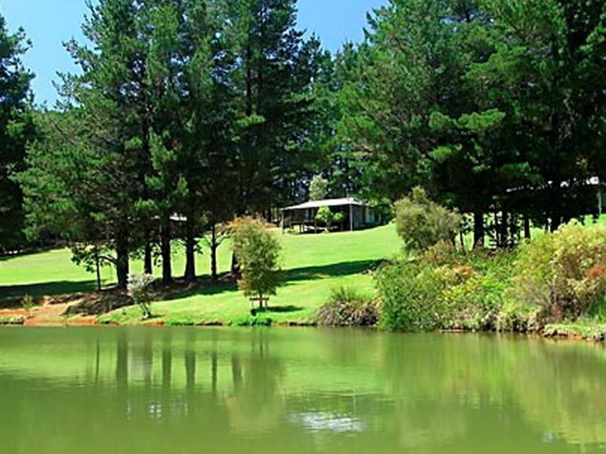 Hawke Brook Chalets Hotel - Hotell och Boende i Australien , Pemberton