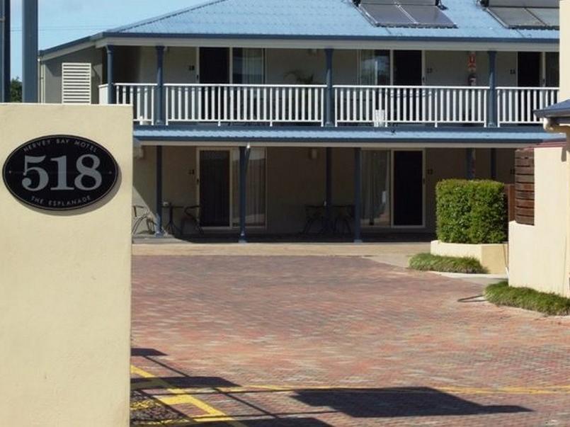 Hervey Bay Motel - Hotell och Boende i Australien , Hervey Bay