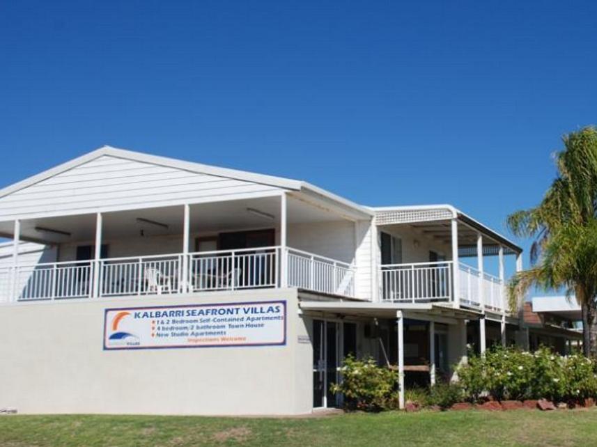 Kalbarri Seafront Villas - Hotell och Boende i Australien , Kalbarri