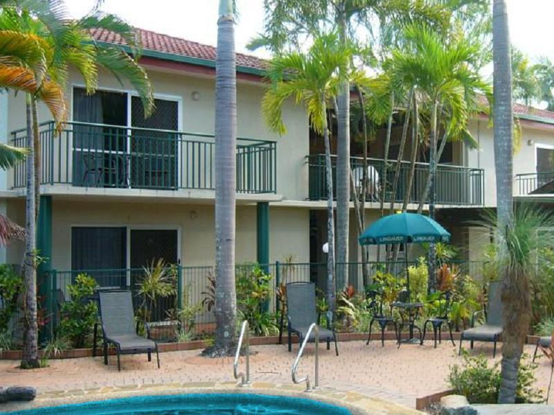 Koala Court Holiday Apartments - Hotell och Boende i Australien , Cairns