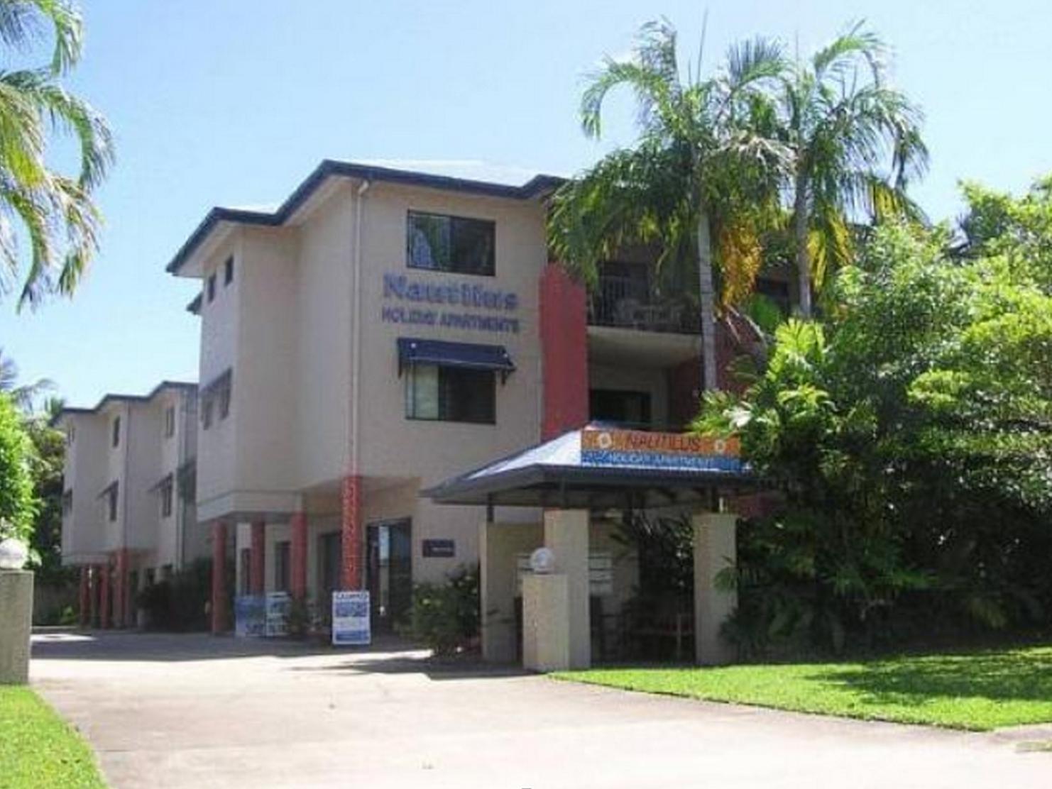 Nautilus Holiday Apartments - Hotell och Boende i Australien , Port Douglas
