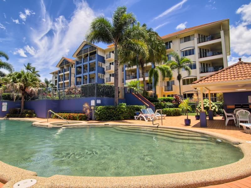 North Cove Waterfront Suites - Hotell och Boende i Australien , Cairns