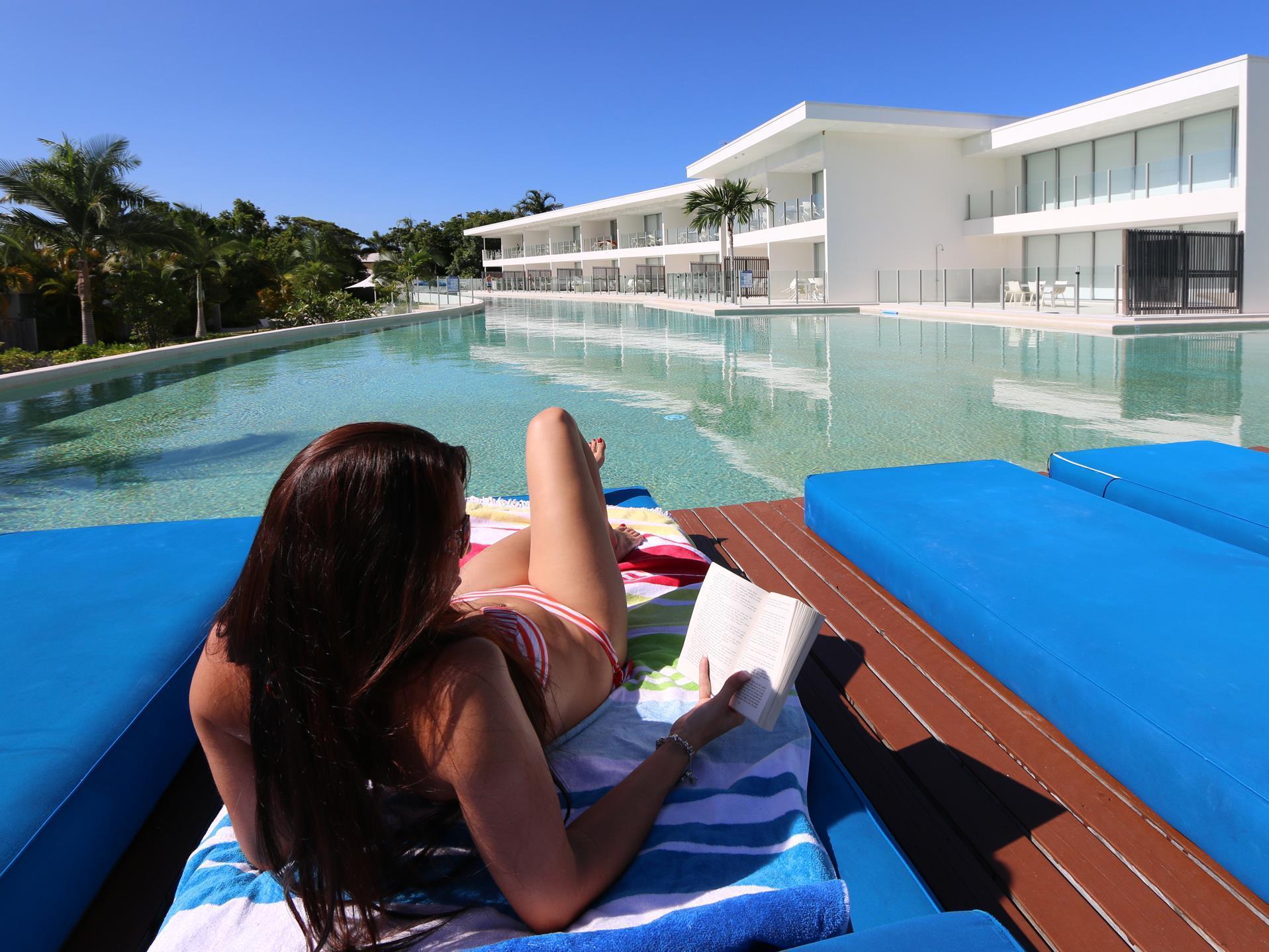 Pool Resort - Hotell och Boende i Australien , Port Douglas