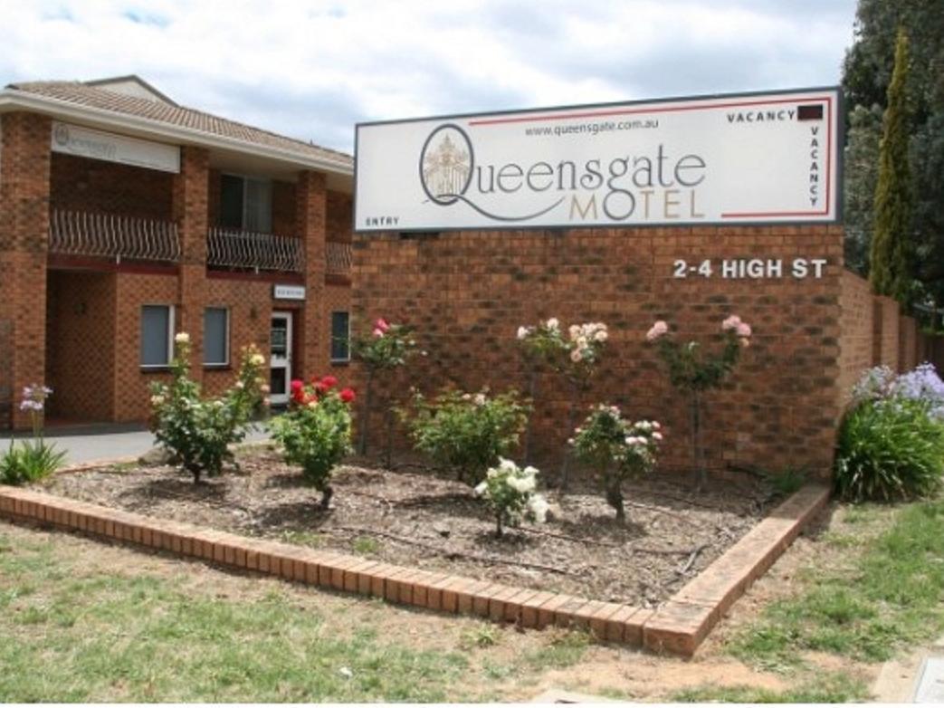 Queensgate Motel - Hotell och Boende i Australien , Canberra