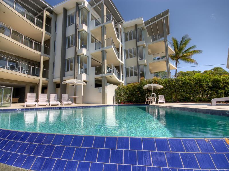 Rainbow Ocean Palms Resort - Hotell och Boende i Australien , Rainbow Beach