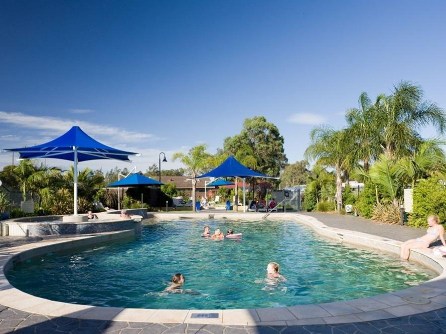 Sydney Gateway Holiday Park - Hotell och Boende i Australien , Sydney