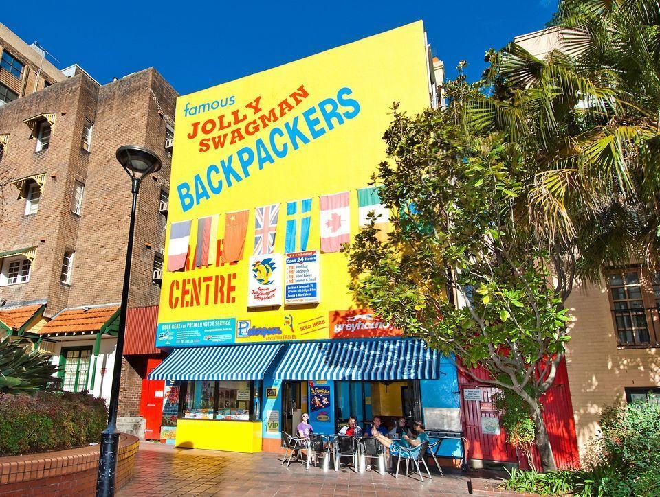 Jolly Swagman Backpackers - Hotell och Boende i Australien , Sydney