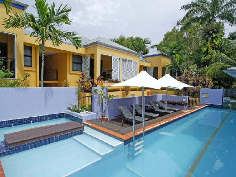 The Pavilions Boutique Holiday Apartments - Hotell och Boende i Australien , Port Douglas