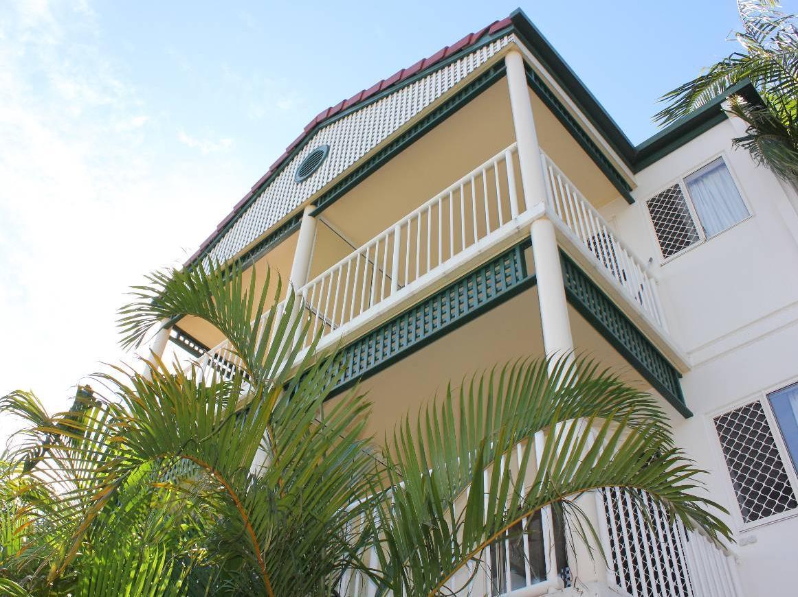 Toowong Central Motel Apartments - Hotell och Boende i Australien , Brisbane