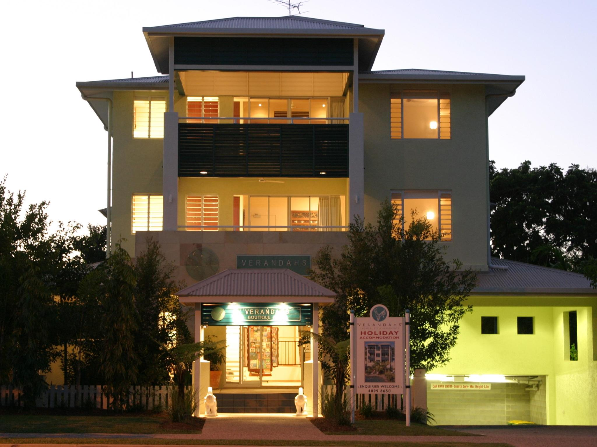 Verandahs Boutique Apartments - Hotell och Boende i Australien , Port Douglas
