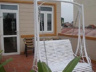 Art Hotel Hanoi Hanoi - Balcony