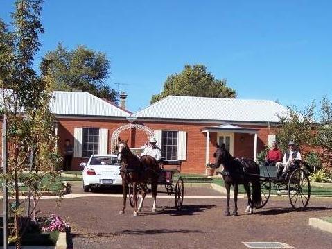 Ross Motel - Hotell och Boende i Australien , Ross