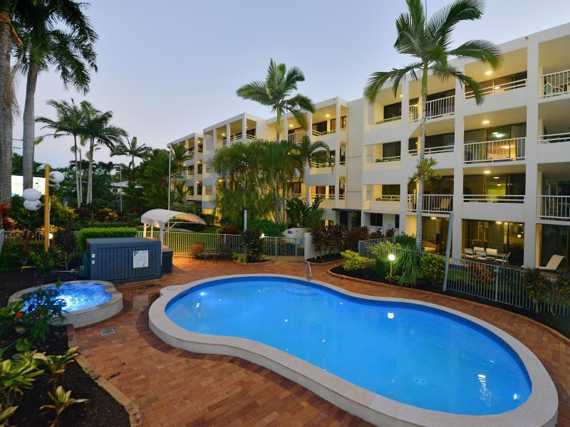 Argosy On The Beach Hotel - Hotell och Boende i Australien , Cairns