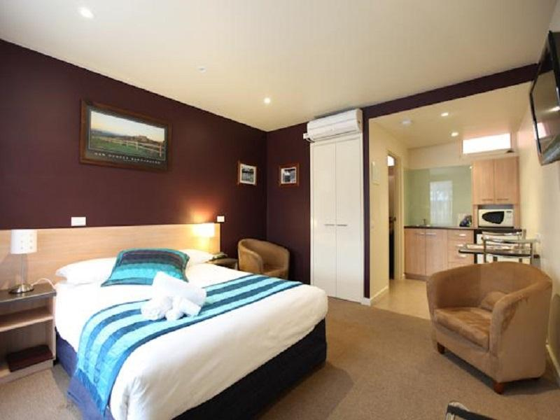 Mansfield Motel - Hotell och Boende i Australien , Mansfield