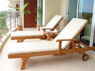 SeaRidge Resort Hua Hin / Cha-am - Balcony/Terrace