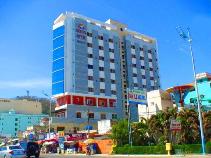 Ocean Star Hotel - Hotell och Boende i Vietnam , Vung Tau