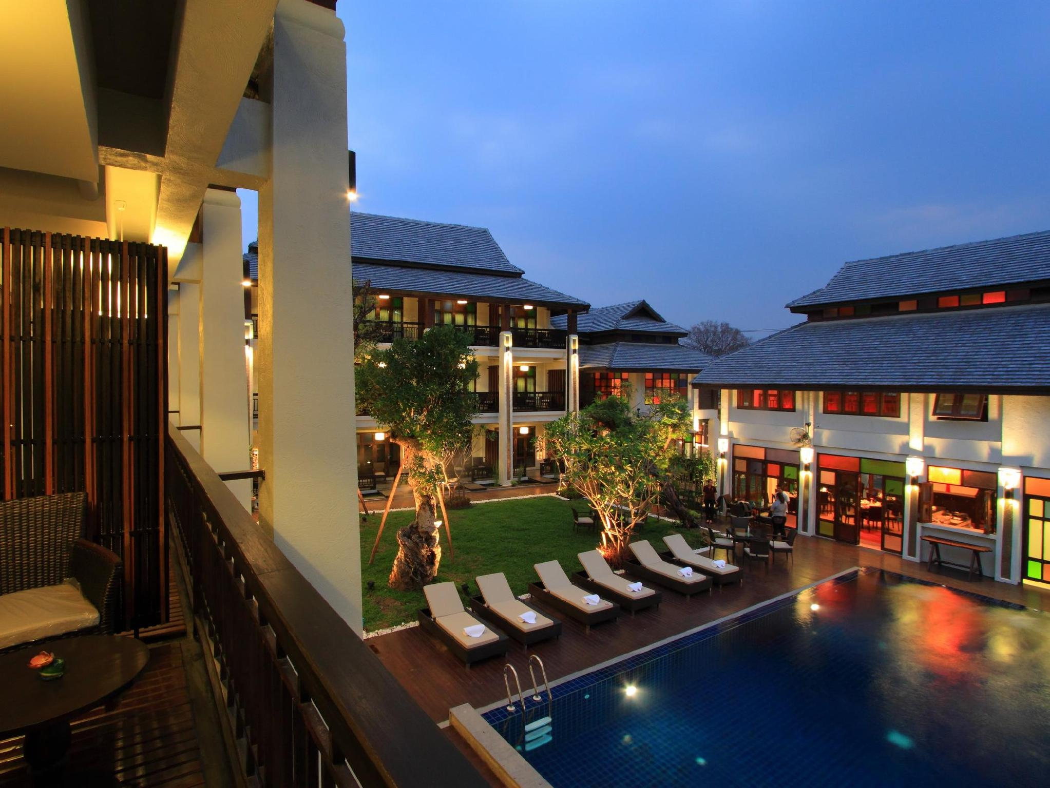 De Lanna Hotel - Hotels and Accommodation in Thailand, Asia