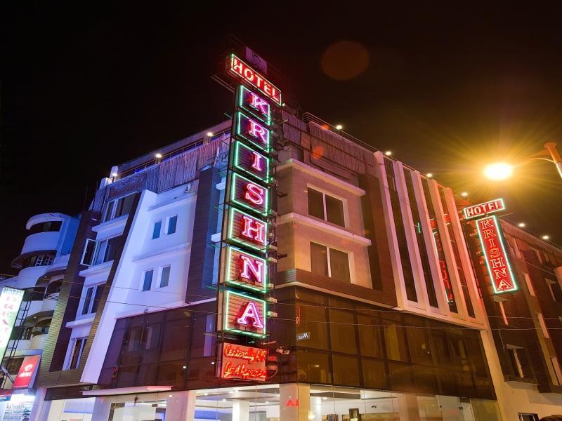 Hotel Krishna - Hotell och Boende i Indien i New Delhi And NCR
