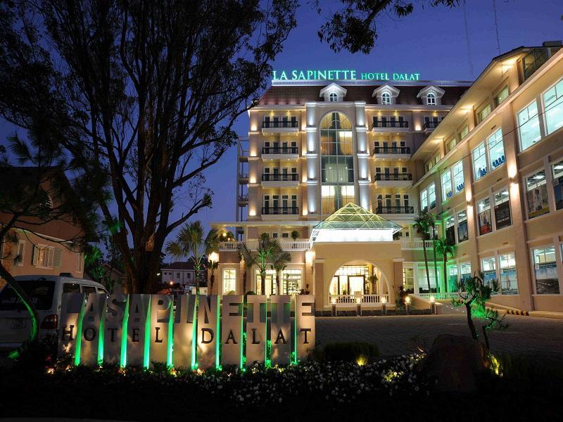 La Sapinette Hotel - Hotell och Boende i Vietnam , Dalat