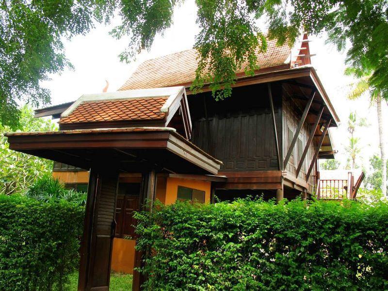 ทับขวัญ รีสอร์ท แอนด์สปา(Dhabkwan Resort and Spa)