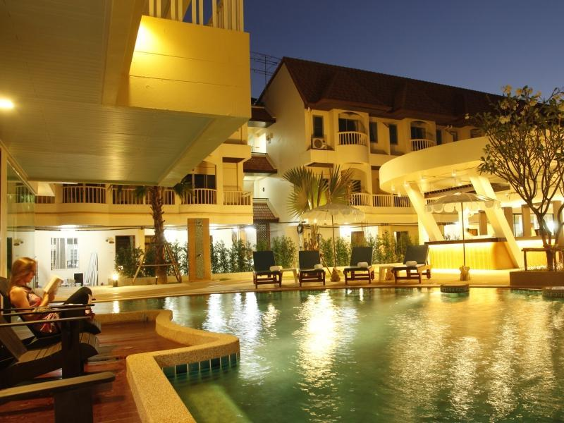 Palmyra Patong Resort - Hotels and Accommodation in Thailand, Asia