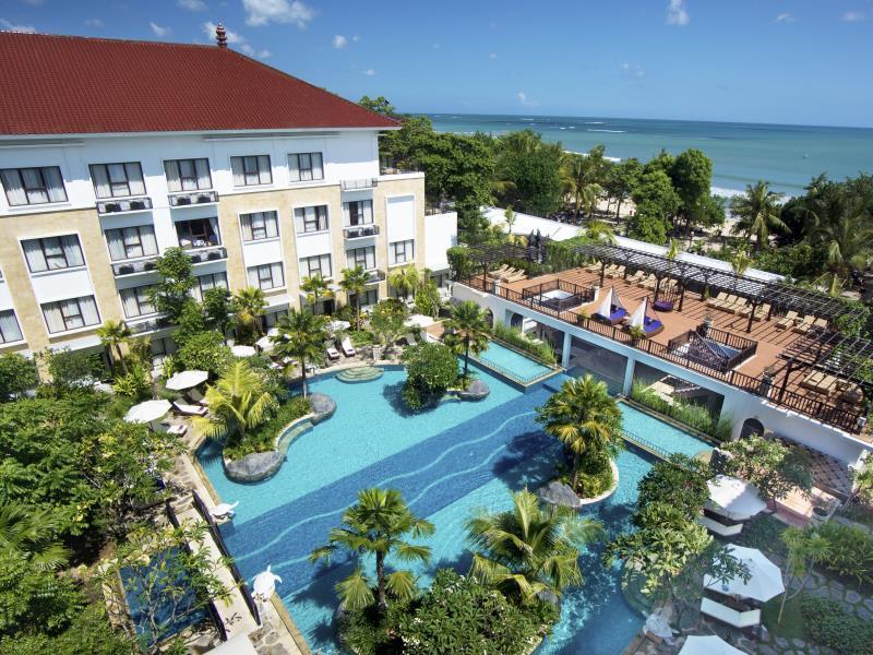 Hotell Inna Kuta Beach Hotel