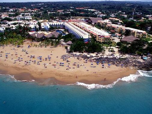 Amhsa Casa Marina Beach All Inclusive Hotel Sosúa - Exterior del hotel