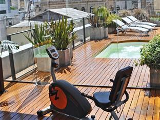Azur Real Hotel Boutique Cordoba - Gym
