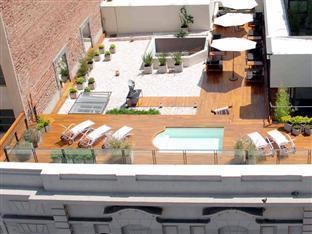 Azur Real Hotel Boutique Cordoba - Terrace