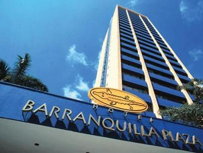 Hotel Barranquilla Plaza - Hotels and Accommodation in Colombia, South America
