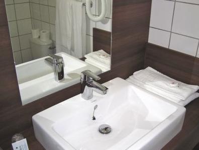 Club Le Grand Bleu Hotel Calcatoggio - Salle de bain
