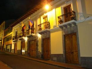 Hotel Boutique Plaza Sucre - Hotels and Accommodation in Ecuador, South America