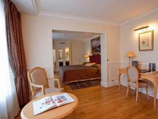 Jolly Hotel Lotti Paris - Suite Room