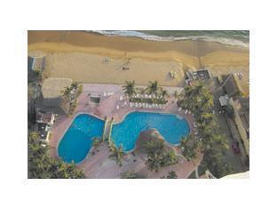 La Palapa Hotel Acapulco - View