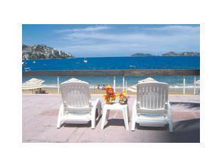 La Palapa Hotel Acapulco - Balcony/Terrace