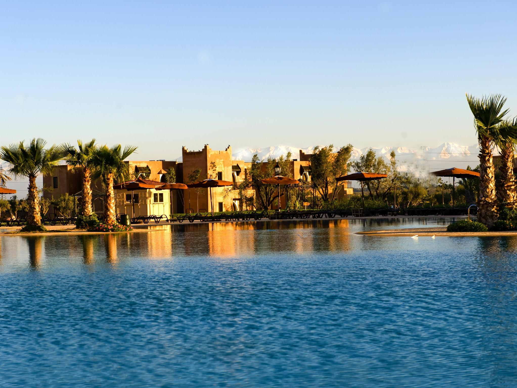 Hotel Marrakech Ryads Parc & Spa