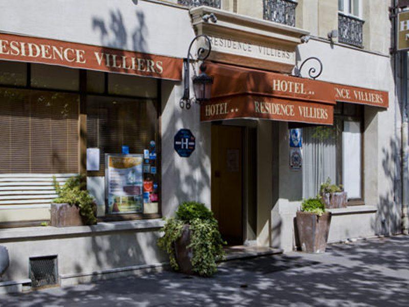 Residence Villiers - Hotell och Boende i Frankrike i Europa