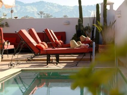 Riad La Maison Rouge Marrakech - Swimming pool on the terrace