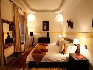 Riad La Maison Rouge Marrakech - Guest Room